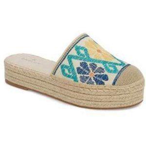 Caslon Calli Espadrille Platform Sandal Size 10M
